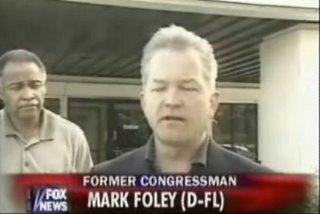 Foley's a Dem?