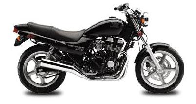2000 Nighthawk 750